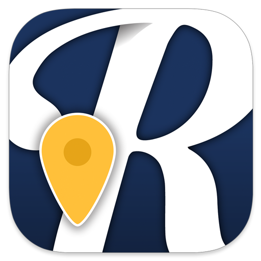 Roadtrippers app logo for Top Vanlife Apps
