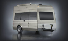 The Chinook RV Trail Wagon camping trailer