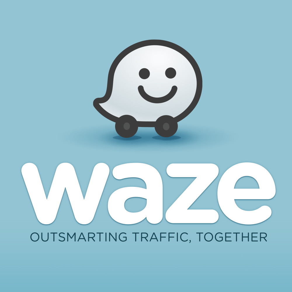 Waze app logo for Top Vanlife Apps