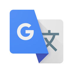 Google Translate app logo for Top Vanlife Apps