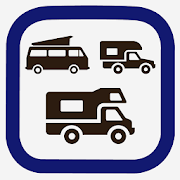 Park4Night app logo for Top Vanlife Apps
