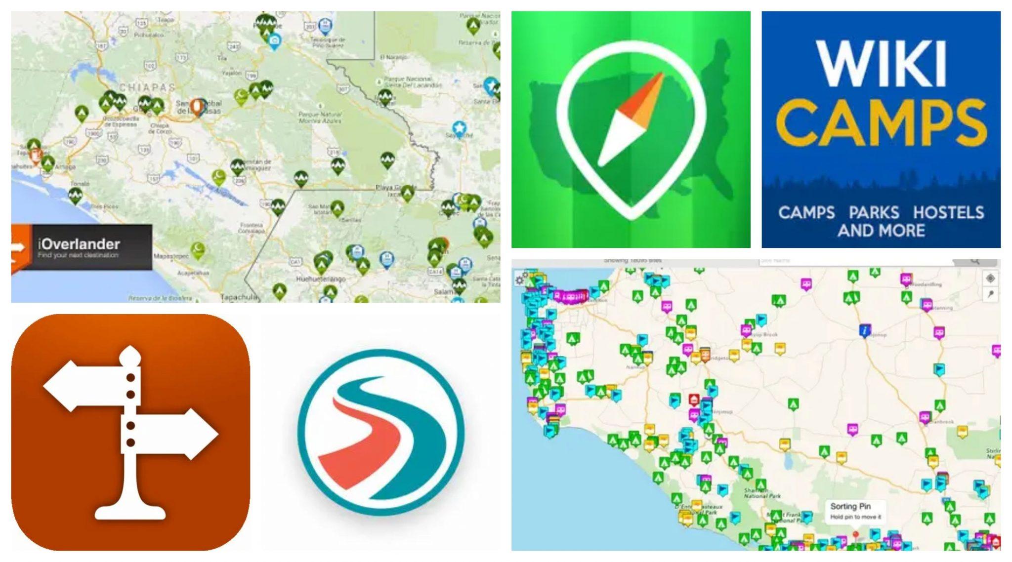 van life apps