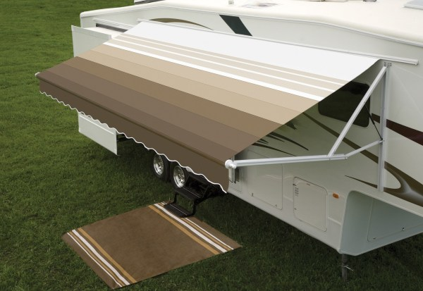 Dometic 9100 Power Awning for camper vans and RVs