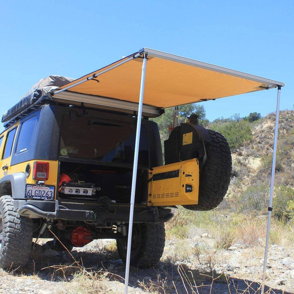 Best Awnings for Camper Vans, Truck Campers, & Sprinters ...