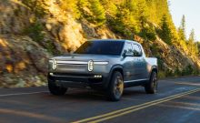 Rivian RT1 Electric Adventure Vehicle truck camper