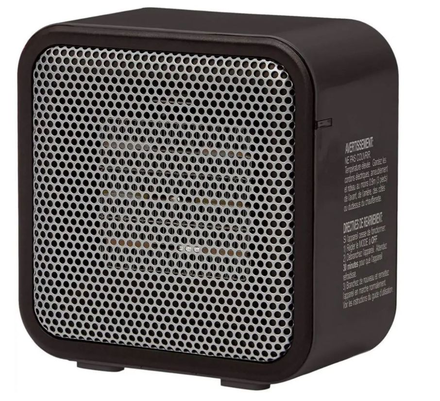 AmazonBasics electric heater