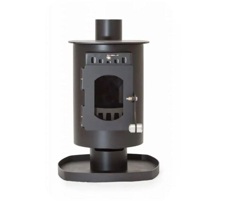 Anevay wood stove burner heater