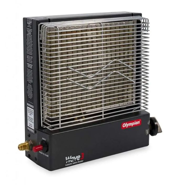 Camco propane van heater