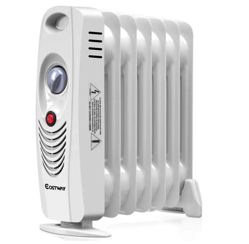Costway oil-filled electric radiator heater