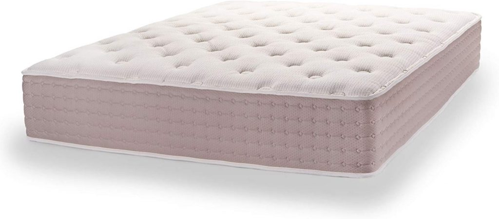 EcoTerra Sleep camper RV mattress for best camper van mattresses