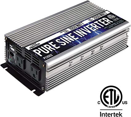 GoWISE 1000W power inverter for best camper van invertersKreiger 1100W power inverter for best camper van inverters