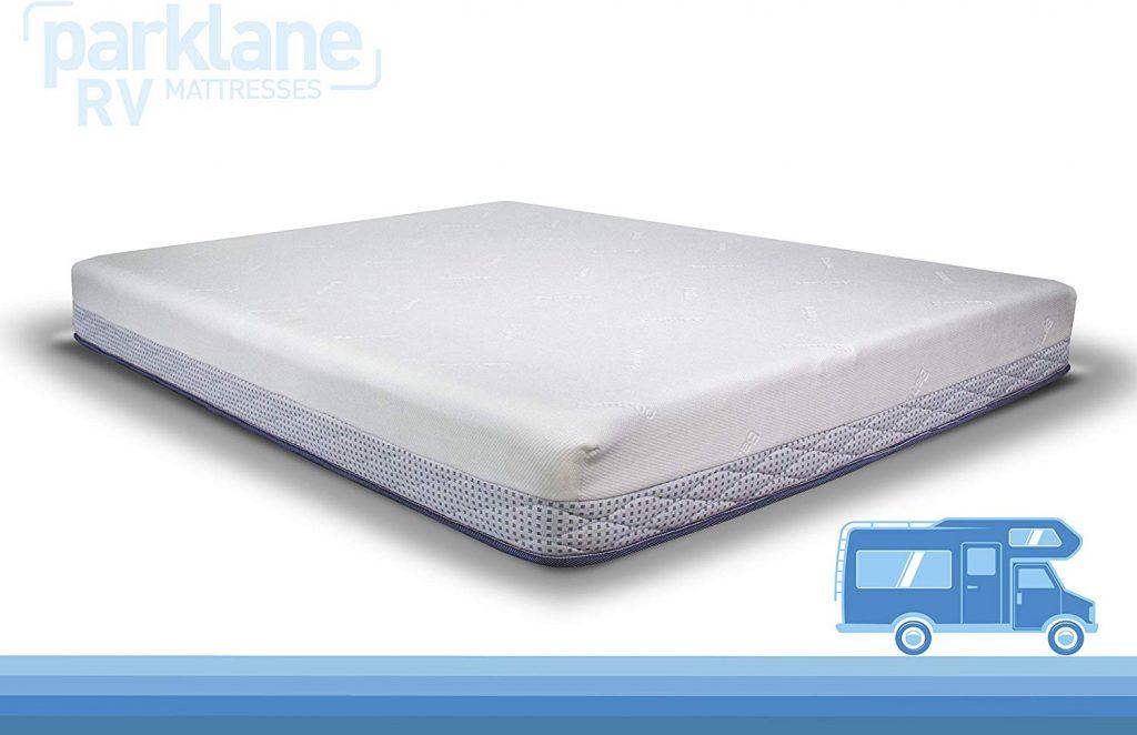 Parklane The Adventurer camper RV mattress for best camper van mattresses