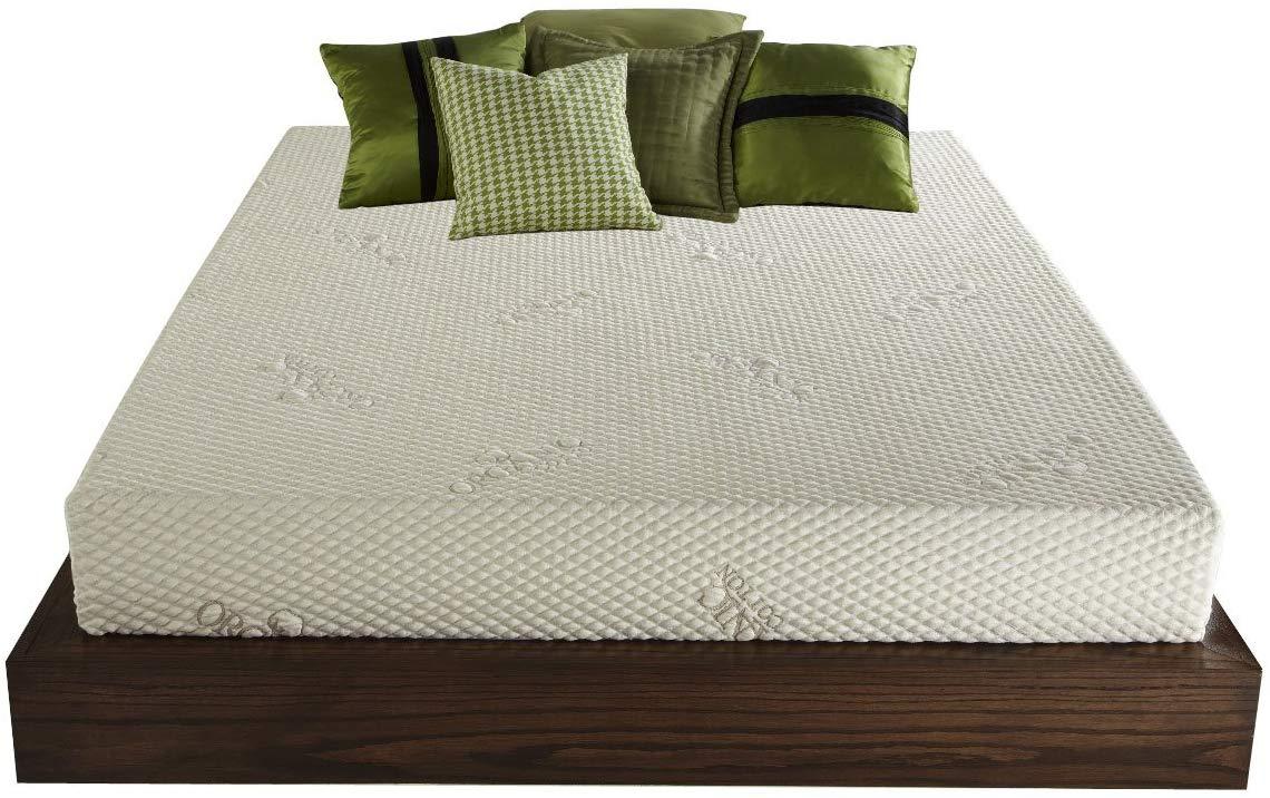 PlushBeds latex camper RV mattress for best camper van mattresses