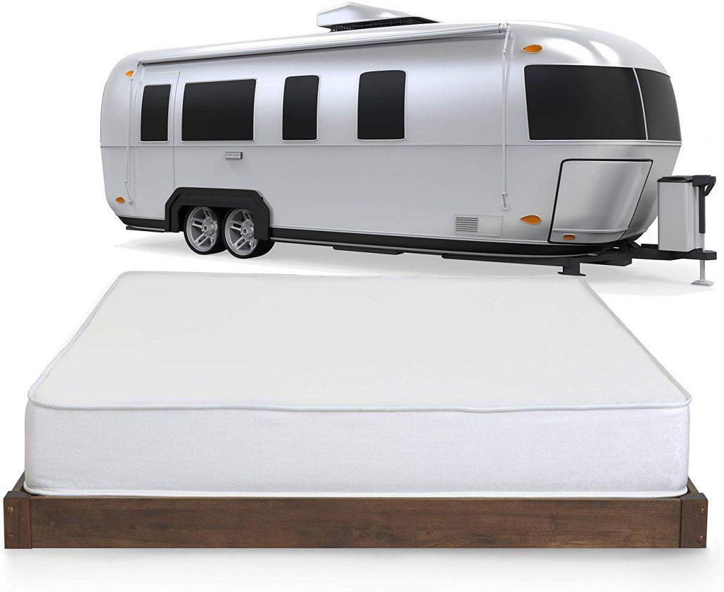 Serenia Sleep camper RV mattress for best camper van mattresses