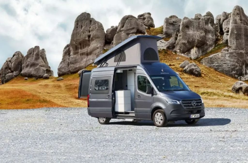 Westfalia James Cook Camper Conversio