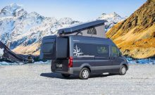 Westfalia James Cook Expandable Camper