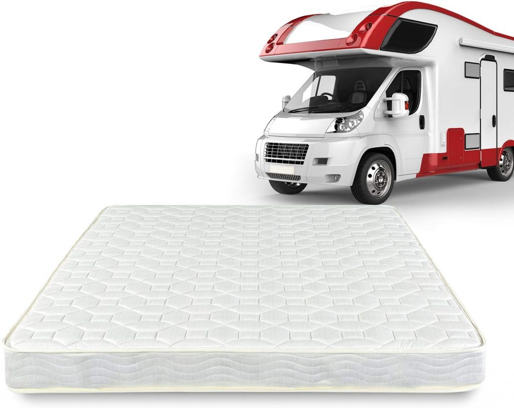 Zinus camper RV mattress for best camper van mattresses