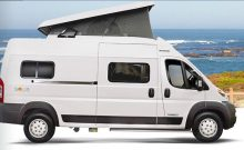 Winnebago Solis Pop Top Adaptable Camper Van