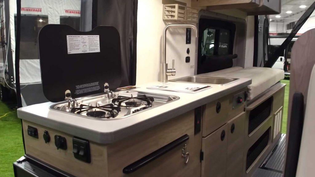 Winnebago Solis Pop Top Adaptable Camper Van