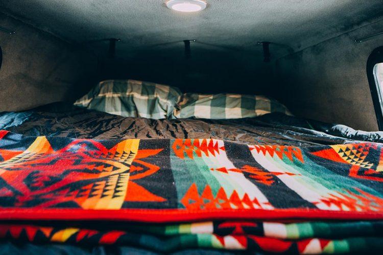 Kuga Campervan Bed