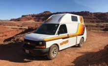 Travellers Autobarn Kuga Camper Van