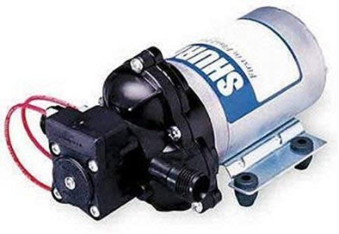 Shurflo 12V electric pump for Best Camper Van Sink Options