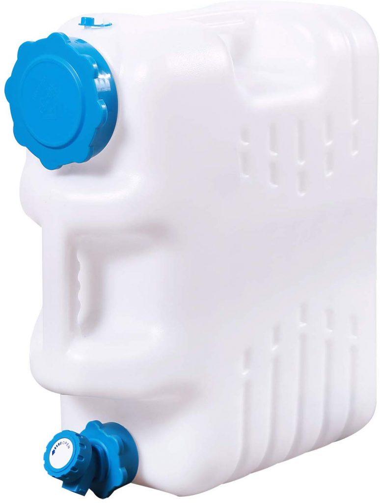 RedCamp 24 gallon portable drinking water tank camper van water tanks