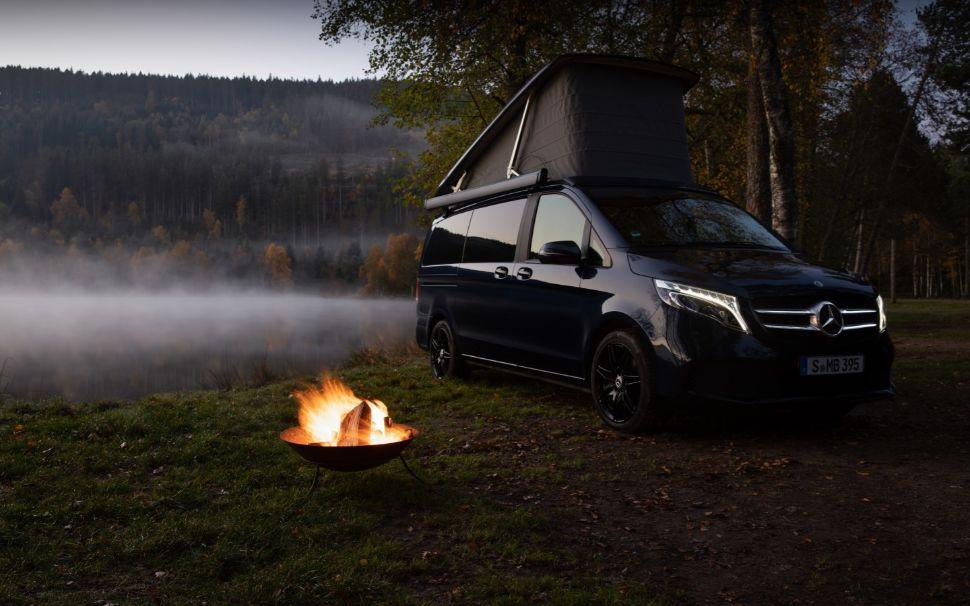 Mercedes Marco Polo MBAC smart camper van
