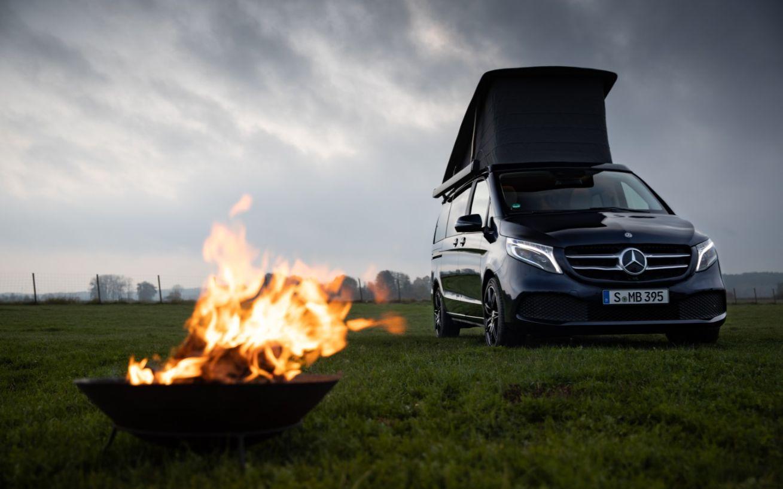 Camper Van Meets Smart Home In New Mercedes Marco Polo