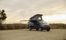Mercedes Metris Weekender Pop Top Camper US