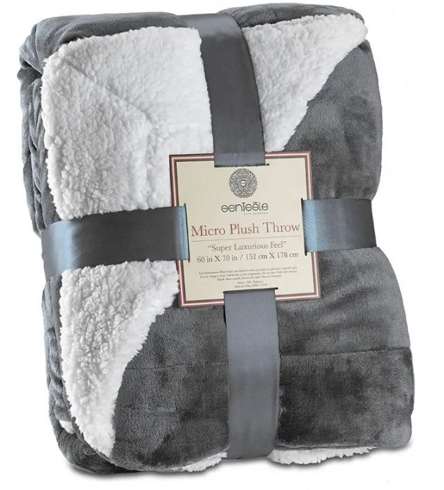 comfortable blanket throw